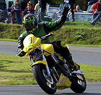Darley Moor - Starting Racing - Motor Cycle Road Racing in England and Wales
