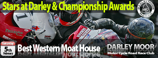 Motorcycle Racing and Road Racing at Darley Moor