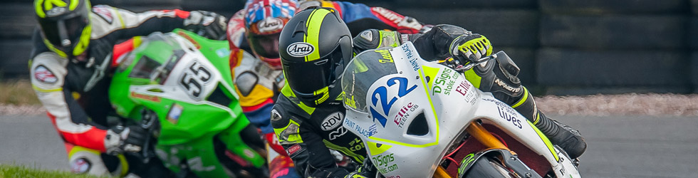 Motorcycle Racing and Road Racing at Darley Moor M.R.R.C.